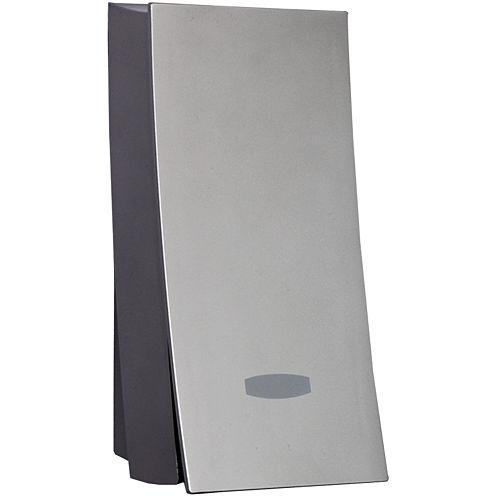 Wave Contemporary Liquid Soap Dispenser