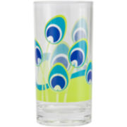 Zak Designs® Set of 6 Highball Glasses