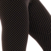 Mini Dot Print Leggings