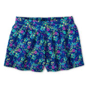 Total Girl® Print Shorts - Girls Plus
