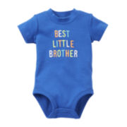Carter's Brother Slogan Bodysuit - Boys newborn-24m