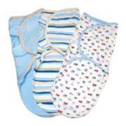 Summer Infant® 3-pk. SwaddleMe® - Beep Beep