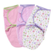 Summer Infant® 3-pk. SwaddleMe® - Who Loves You