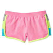 Xersion™ Colorblock Shorts - Girls Plus