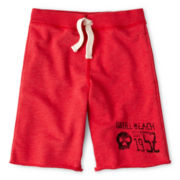 Arizona French Terry Knit Shorts - Boys 6-18