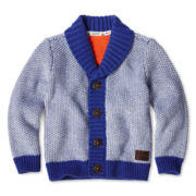 Baker by Ted Baker Humboldt Cardigan Sweater - Boys nb-24m