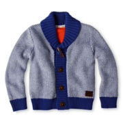 Baker by Ted Baker Humboldt Cardigan Sweater - Boys 2-6