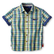 Baker by Ted Baker Sutton Short-Sleeve Shirt - Boys 2-6