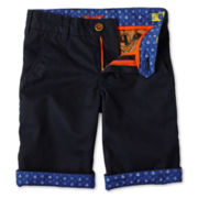 Baker by Ted Baker Zabini Twill Shorts - Boys 6-14