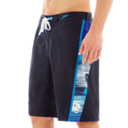 Speedo Windblast Floral Splice Swim Trunks