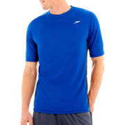 Speedo Longview Short-Sleeve Swim Tee