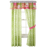 Home Expressions™ Winsome Floral 2-Pack Curtain Panels