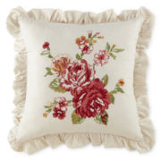 Home Expressions™ Lizbeth Square Decorative Pillow