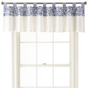 IZOD® Pacific Tab-Top Valance