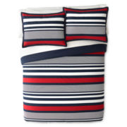 IZOD® Varsity Stripe Comforter Set