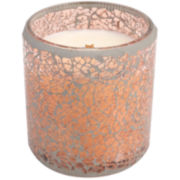 WoodWick® Mosaic Jar Pink Lemonade Candle