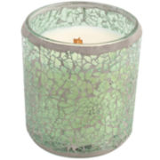 WoodWick® Mosaic Jar Sugar Melon Candle