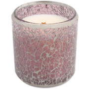 WoodWick® Mosaic Jar Wild Poppies Candle