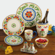 Certified International Amalfi Dinnerware Collection
