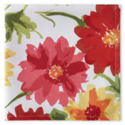 Summer Dahlia Set of 4 Indoor/Outdoor Napkins