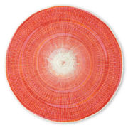 JCPenney Home™ Set of 4 Round Paper Placemats