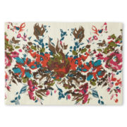 Bouquet Print Set of 4 Placemats
