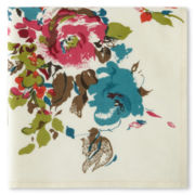 Bouquet Print Set of 4 Napkins