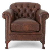 Filbert Leather Chair