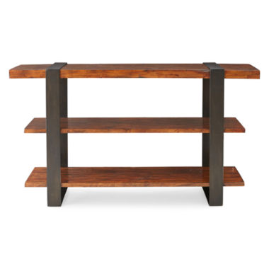 jcpenney.com | Timber Forge Distressed Console Table