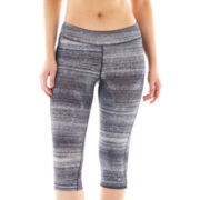 Champion® Absolute Fitted Workout Knee Tights