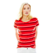 Joe Fresh™ Striped Crewneck Tee