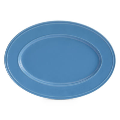 JCPenney Home™ Stoneware Oval Serving Platter