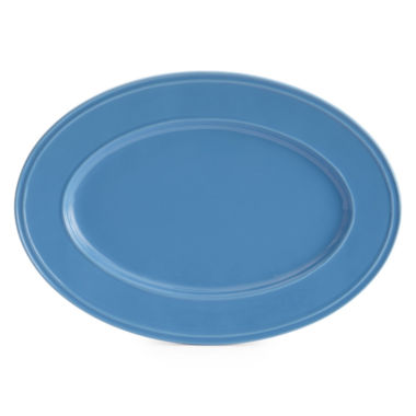 jcpenney.com | JCPenney Home™ Stoneware Oval Serving Platter