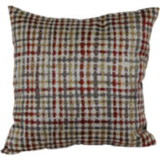 "Geometric 18"" Decorative Pillow"