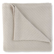 JCPenney Home™ Organic Cotton Blanket