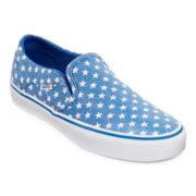 Vans® Asher Slip-On Womens Skate Shoes