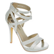 Michael Antonio Tamar Glitter Sandals
