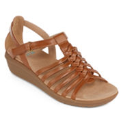 Yuu™ Fatima Braided Sandals