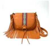 Arizona Marley Fringe Crossbody Bag