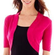 Worthington® Half-Sleeve Bolero Shrug