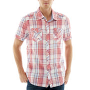 i jeans by Buffalo Makio Short-Sleeve Woven Shirt