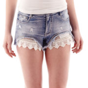 Vanilla Star® Festival Denim Shorts