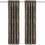 Queen Street® Valentino 2-Pack Curtain Panels
