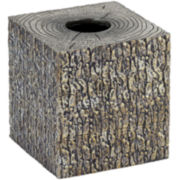 Avanti Mossy Oak Tree Bark Tissue Holder