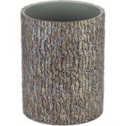 Avanti Mossy Oak Tree Bark Wastebasket