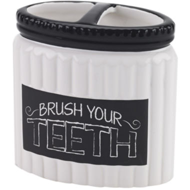 jcpenney.com | Avanti Chalk It Up Toothbrush Holder