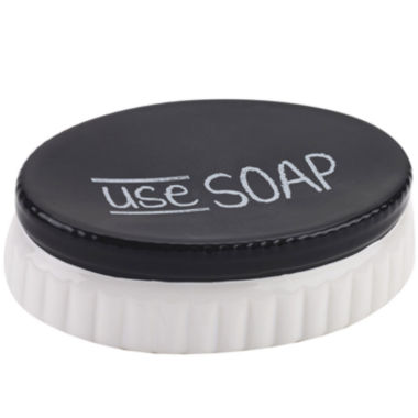 jcpenney.com | Avanti Chalk It Up Soap Dish
