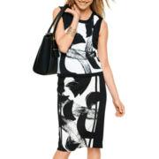 Worthington® Scuba Knit Top or Pencil Skirt