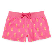 Okie Dokie® Print Shorts - Toddler Girls 2t-5t