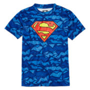 Superman Athletic Tee – Boys 8-20